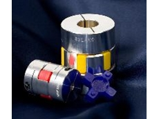 Ruland jaw couplings with highly compliant spiders of three different hardness levels.