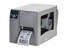 Zebra S4M thermal printers