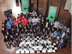 27 teams prepare for battle at NI robotics competition grand final
