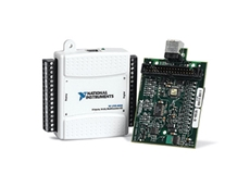 Economical USB Data Acquisition Devices from National Instruments