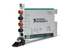 NI PXI - 4065 DMM for creating high channel count data logging systems