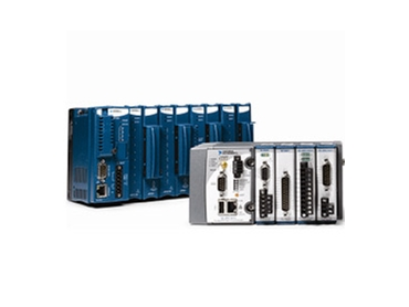 NI Programmable Automation Controllers are reconfigurable and flexible