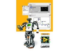 LabVIEW toolkit for LEGO