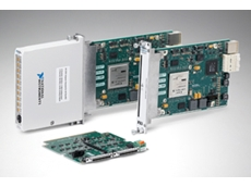 NI FlexRIO FPGA modules for PXI Express