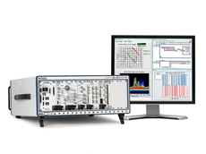 NI's latest range of software-designed instrumentation is designed to address automated test and research applications