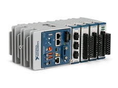 NI's rugged CompactDAQ 4-slot controller enhances measurement accuracy, reduces cost
