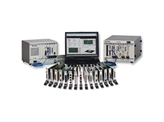 National Instruments PXI is a Rugged, Highly Accurate, Scalable Pc Based Platform for Automated Test and Measurement