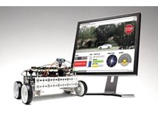 LabVIEW Robotics 2009 software