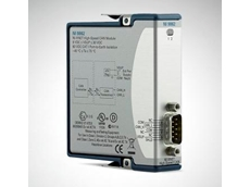New NI 9862 C Series CAN module from National Instruments