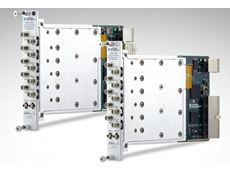 NI's new PXI/PXIe-2543 solid state RF multiplexers are designed for use in a range of high volume RF production test applications