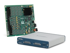 The new USB boards are based on the LabVIEW RIO architecture