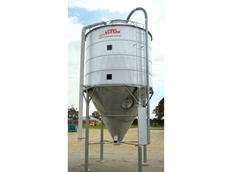 Zincalume G300 Standard Pellet Silos deliver reliable and safe pellet storage