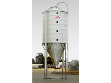 Dairy Silos from Nelson Silos are designed for strong storage in a variety of capacity volumes