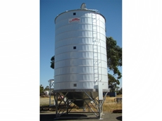 Superphosphate Silos