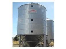 Corrosion resistant grain silos can help to protect your grain from pests