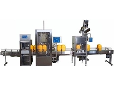 Fil-con range of liquid filling and container handling equipment