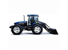 Bi-directional tractors from New Holland