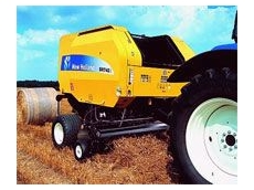 New Colour and New Models for Hay Industry Leader