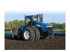 New Holland Series T9000 Tractors Deliver More Power, Torque and Comfort