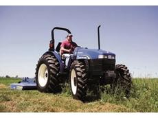 Workmaster tractors