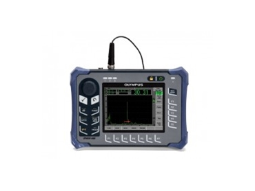 Olympus's EPOCH 650 Ultrasonic Flaw Detector is a robust, compact and versatile data reporting tool weighing only 1.5kg.