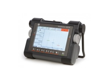 The Krautkramer USM 36 is ultrasonic flaw detection technology at its best, with a 7 inch screen with 800x480 pixels.