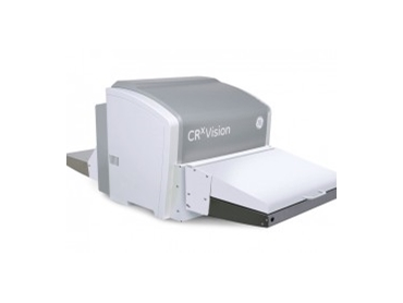 CRxVision is the high resolution weld inspection and all-purpose computed radiography scanner from GE.