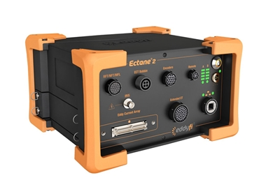 The Ectane 2 improves on the multi-technology Ectane® instrument; this is the next generation of surface array and tube inspection test instruments.