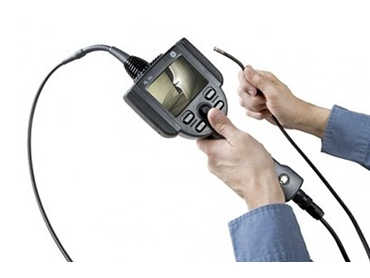 XL Vu+ Video Probe. The XL Vu+ VideoProbe is an outstanding general-purpose video borescope, perfect for choice if you're looking for remote visual inspection rental equipment.
