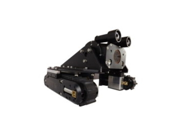 Inuktun's MaggHD offers a 360 degree continuous tilt camera with full 1080p video, a 10X optical and 12X digital zoom, optional variable intensity LED lights (spot and floor) and parallel laser lines