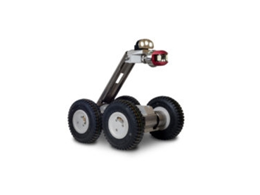 The Riezler FWL150 is an extremely solid and efficient steerable crawler suitable for pipes from 100mm.