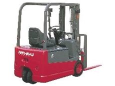 FBT-75 series of 3-wheel battery-electric forklifts