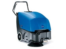 Floortec 550 walk-behind sweepers