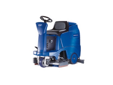 Industrial Floor Scrubbers And Dryers From Nilfisk Alto