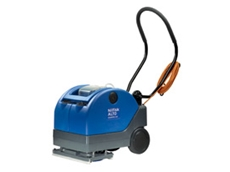 SCRUBTEC 233 electrically driven walk behind scrubber