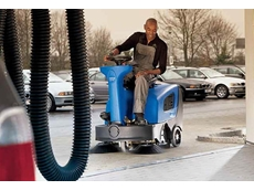 Ride On Sweepers  - Floortec R 360 Ride On Sweepers