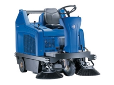 Ride On Sweepers  - Floortec R 680 Ride On Sweepers