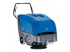 Walk Behind Sweepers  - Floortec 550 Walk Behind Sweepers