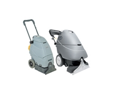 AX 410 Portable Self Contained Carpet Cleaners from Nilfisk