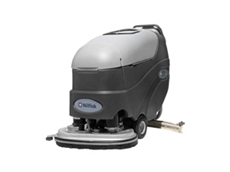 BA 625 large walk behind scrubber dryer