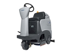 BR 601 professional ride on scrubber dryer