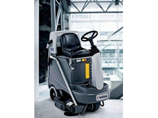 BRV 900 ride-on vacuum cleaner