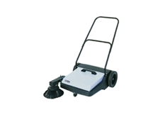 SW 650S manual sweepers can help to increase efficiency