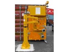 Pedestal Clip-on fumigation unit