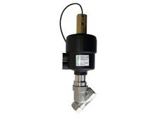 New position sensing kit for angle seat valves