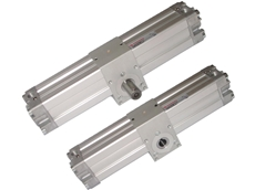 rack and pinion actuators