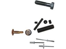 Range of fasteners available from Darwin Bolt Supplies