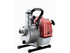 2 stroke engine pump from Northern Water Solutions