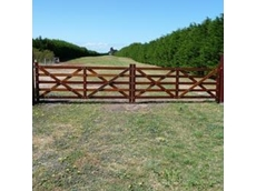 Long lasting farm gates by Norwood Products