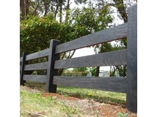 Timber Posts and Rails made from Australian Hardwoods From Norwood Products
